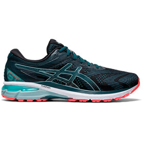 asics GT-2000 8 Schoenen Heren, black/magnetic blue